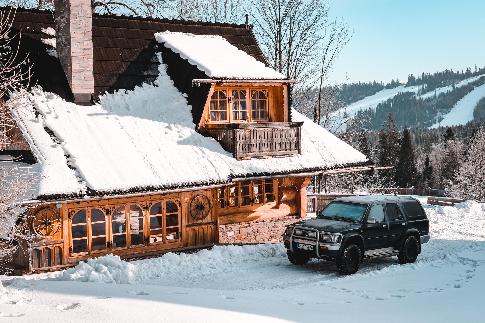 Hohe Tatra - Polen