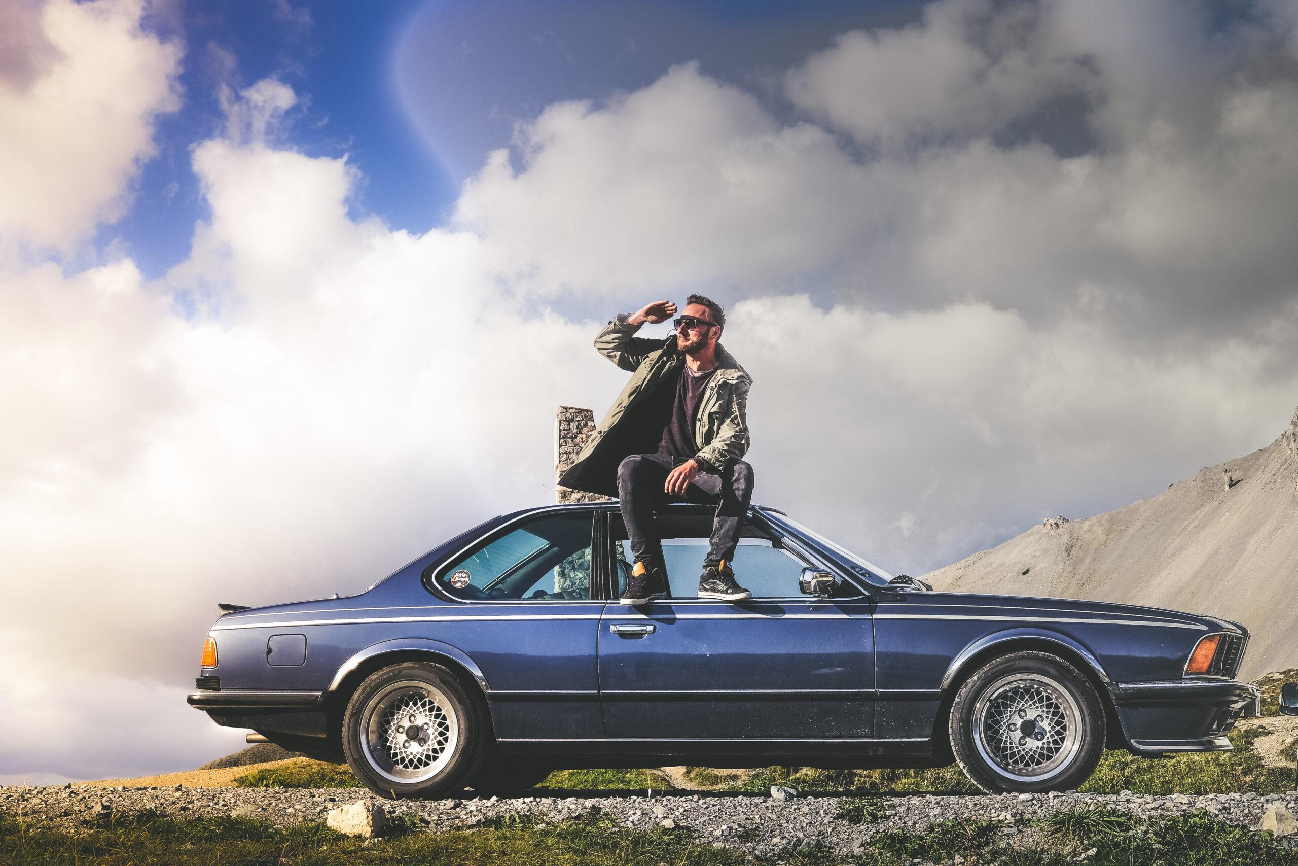 BMW 635 Route des Grandes Alpes