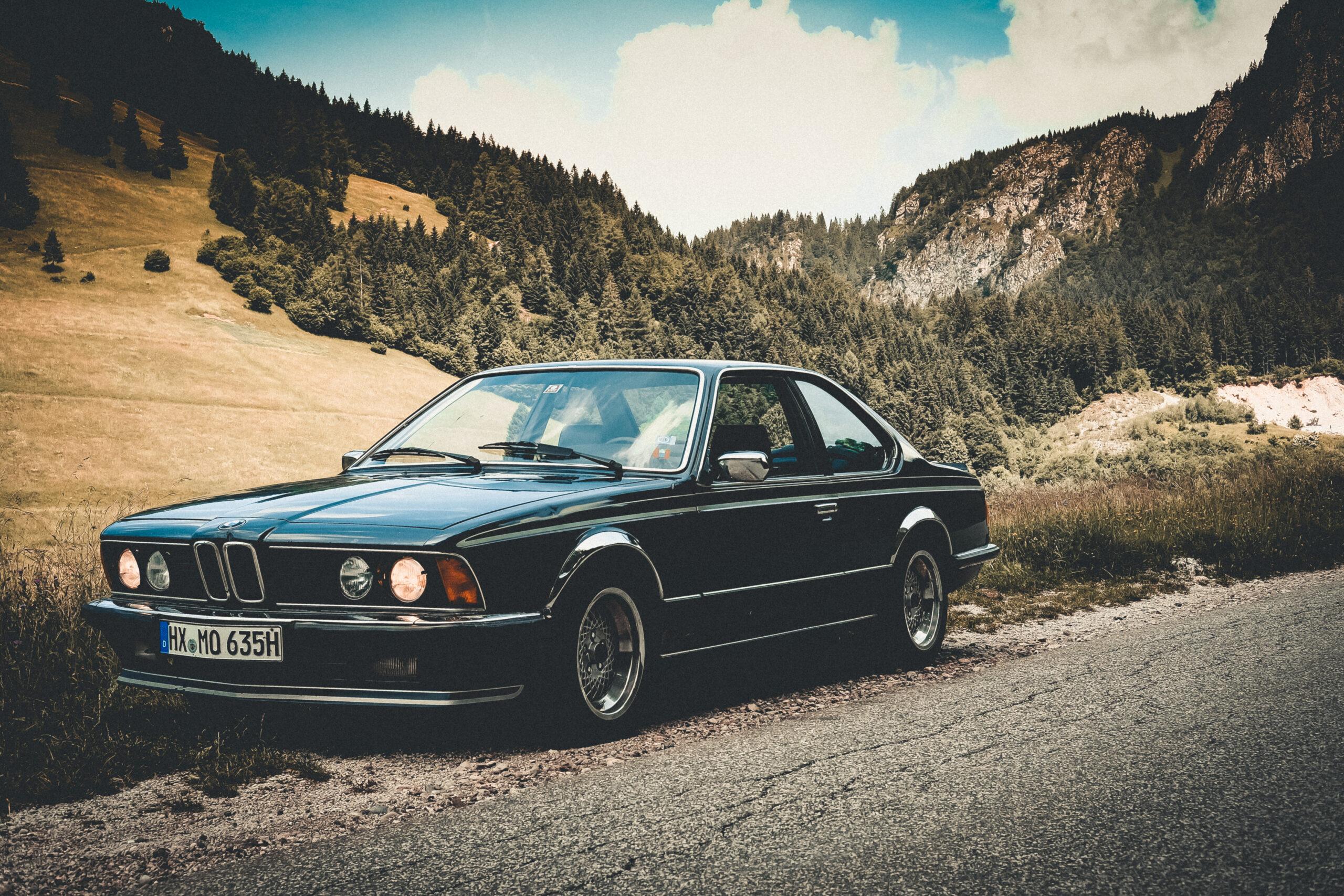 BMW E24 Oldtimer